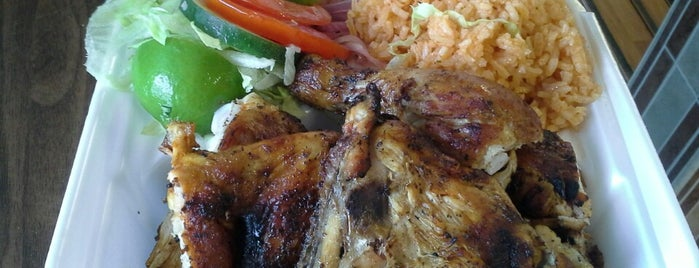 SINALOENSE Pollos Asados is one of Let's Eat!.
