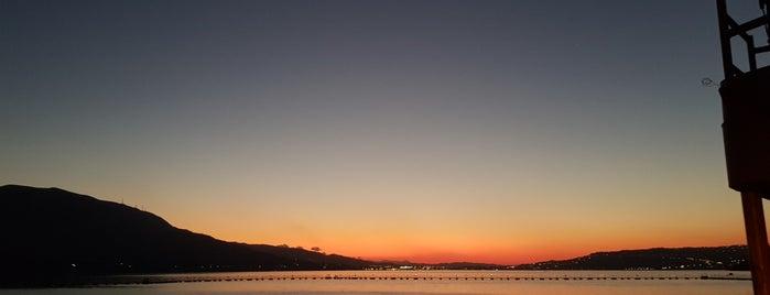 Souda Bay's Nato Pier is one of Posti che sono piaciuti a Cem.