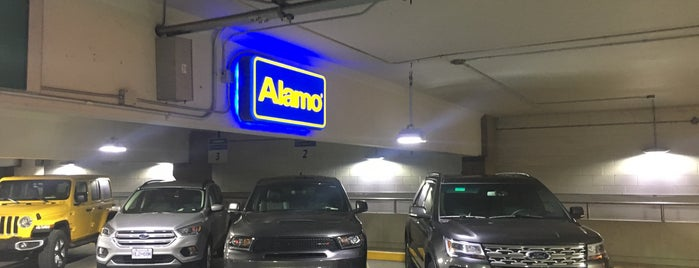 Alamo Rent A Car is one of Orte, die Krzysztof gefallen.