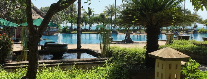 The Patra Bali Resort & Villas is one of Tempat yang Disukai Fadlul.