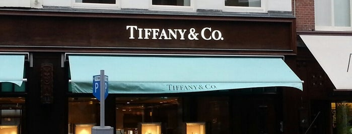 Tiffany & Co. is one of Layover: AMS/EHAM.