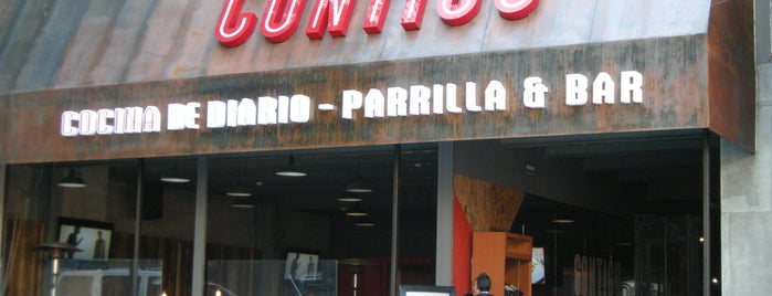 Contigo Parrilla & Bar is one of Hécさんの保存済みスポット.