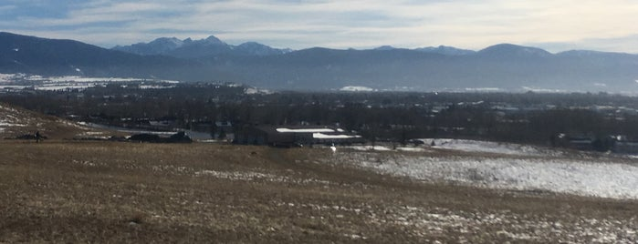 Snowfill Dog Park is one of Bozeman 2020.