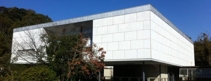 神奈川県立近代美術館 鎌倉 is one of สถานที่ที่ al ถูกใจ.