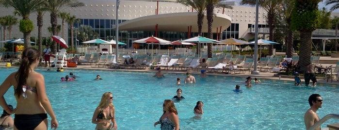 Cabana Beach Resort Pool is one of Lieux qui ont plu à Rick.