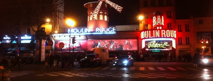 Moulin Rouge is one of Things to do in Europe 2013.