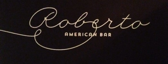 Roberto American Bar is one of ToDo in Wien.