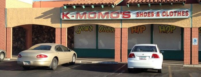 K Momo South Phoenix is one of David : понравившиеся места.