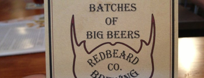 Redbeard Brewing Co. is one of Tempat yang Disimpan Eric.