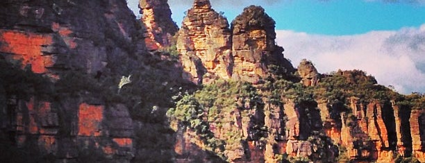 Blue Mountains National Park is one of Volta ao Mundo oneworld: Sydney.