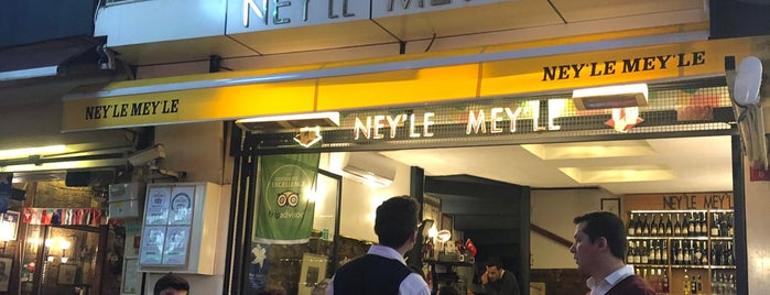 NEY'le  MEY'le  Teras is one of Lugares favoritos de Karakuzusu.