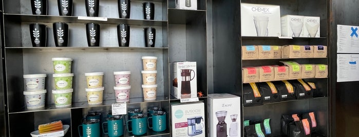 Cartel Coffee is one of Palm Springs/Joshua Tree.