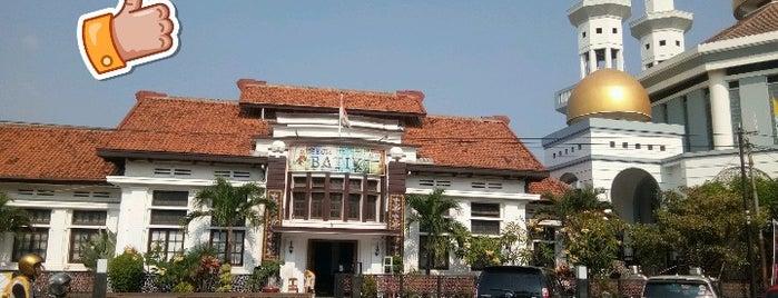 Museum Batik is one of Java / Indonesien.