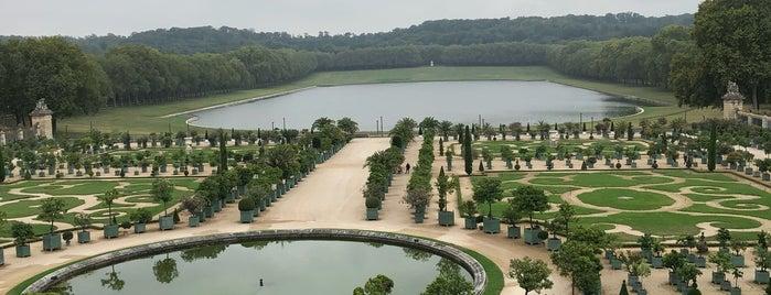 Jardins du Château de Versailles is one of Oui Oui Paris.