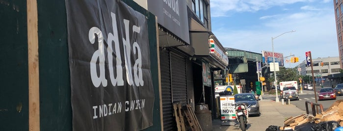 Adda is one of Queens Eats.