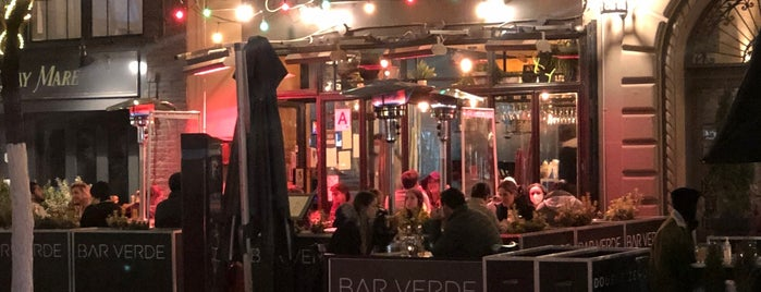Bar Verde is one of NYC.