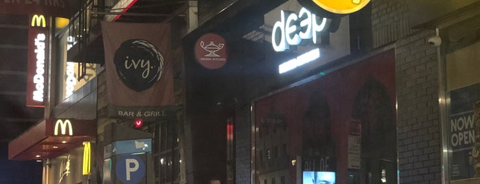 Deep Indian Kitchen (IndiKitch) is one of NYC 🗽.