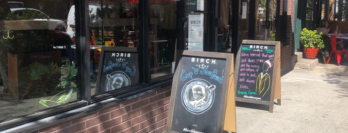 Birch Coffee is one of USA NYC MAN NoMad.