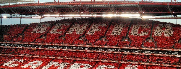 "Estádio do Sport Lisboa e Benfica is one of My ""Bucket list""."