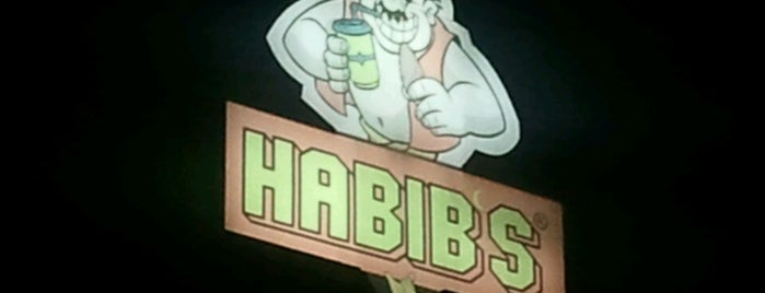 Habib's is one of My list.