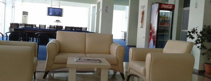 Şirin Villa Otel is one of SERKAN IN GİTTİĞİ MEKANLAR.