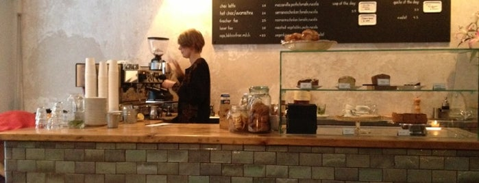 KaffeeBar is one of Let's go to Berlin!.