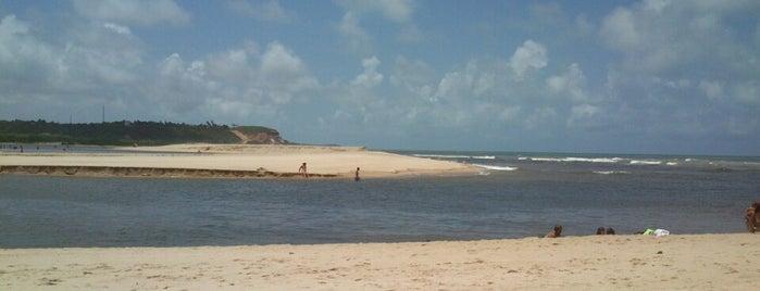Praia Barra de Gramame is one of สถานที่ที่ Pedro ถูกใจ.