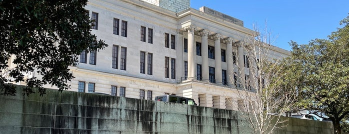 Tennessee State Capitol is one of Lugares favoritos de Mark.
