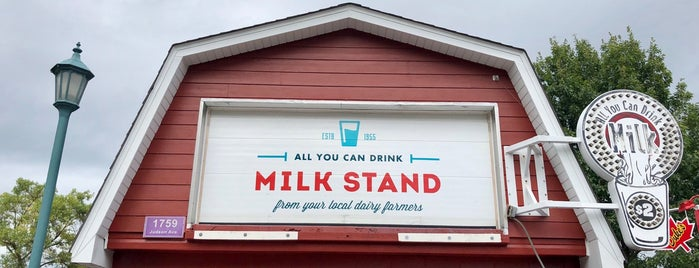 All You Can Drink Milk is one of Posti che sono piaciuti a Austin.