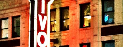 Tivoli Theatre is one of Locais curtidos por Rebecca.