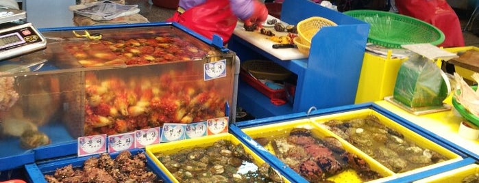 Dongmun Market is one of 제주.