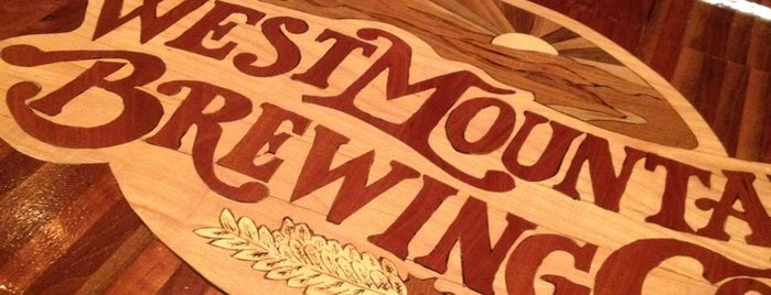 West Mountain Brewing Company is one of To-Do in NW Arkansas 2017.