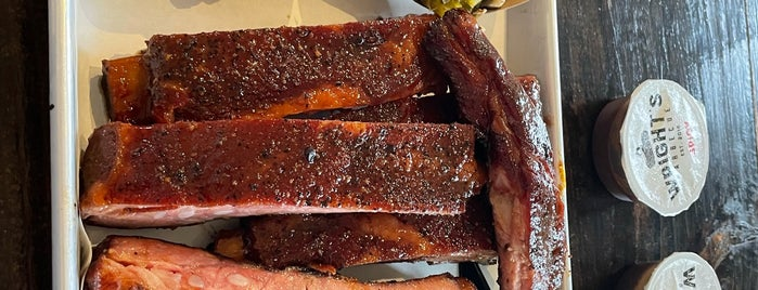 Wright's Barbecue is one of NWA I-49 Good Eats.