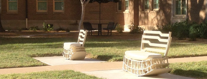 Texas Tech Residence Halls on