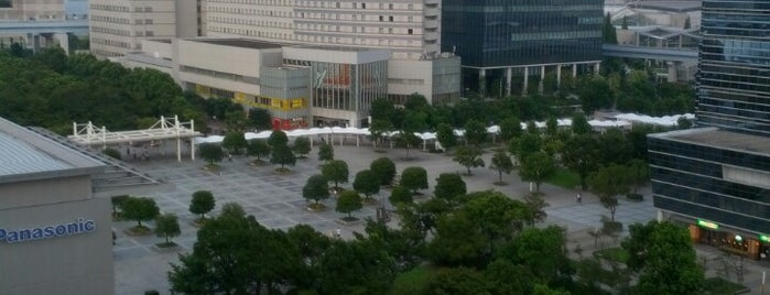 Hotel Sunroute Ariake is one of bldg..