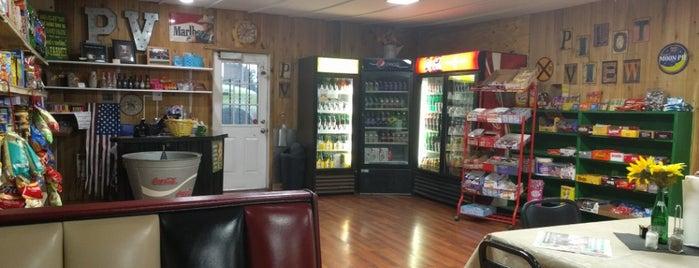 Pilot View Mini Mart is one of Hidden Gems.