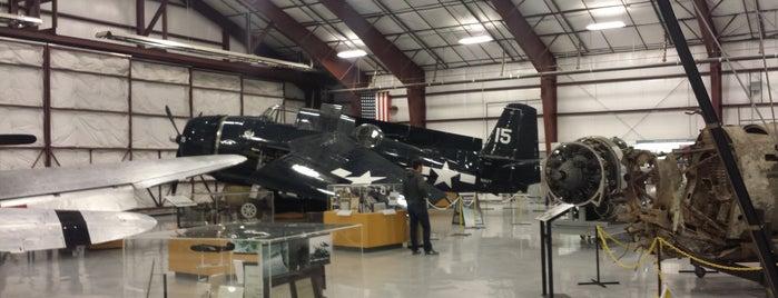 National Museum Of World War II Aviation is one of Matt : понравившиеся места.
