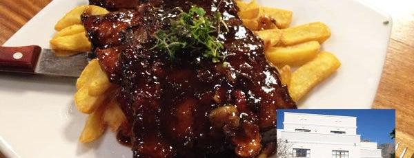 JC Brasserie & Pub is one of Best Ribs in Cape Town.