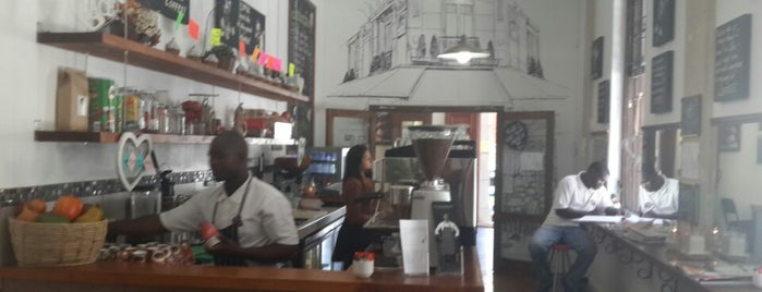 Caffe Delight is one of The Mother City.