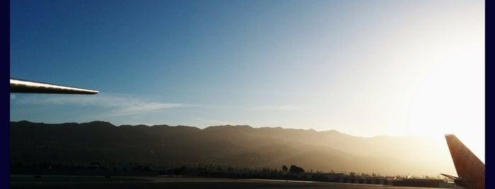 Los Angeles Mountains is one of Orte, die Jake gefallen.