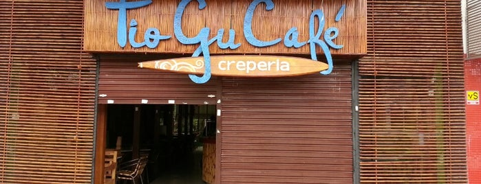 Tio Gu Creperia is one of To go and falling love.