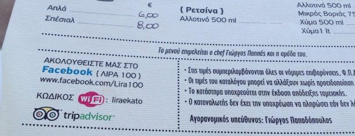 Λίρα Εκατό is one of Now Closed.