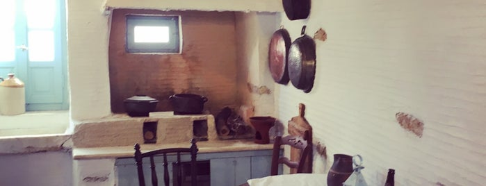Μουσείο Γιαννούλη Χαλεπά (Το σπίτι του Χαλεπά) is one of Ifigenia: сохраненные места.