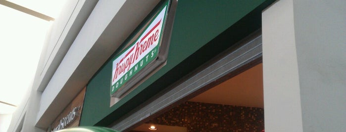 Krispy Kreme is one of Locais curtidos por Ismael.