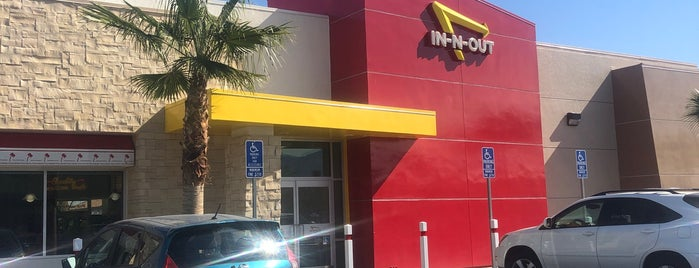 In-N-Out Burger is one of Christian's Liked Places.