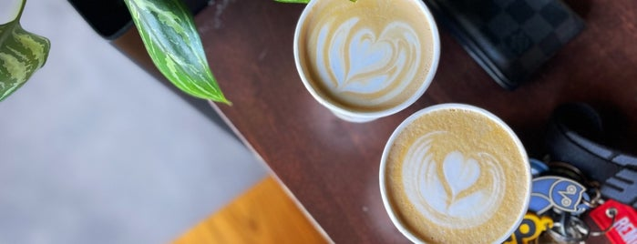 Coava Coffee Roasters is one of SD.