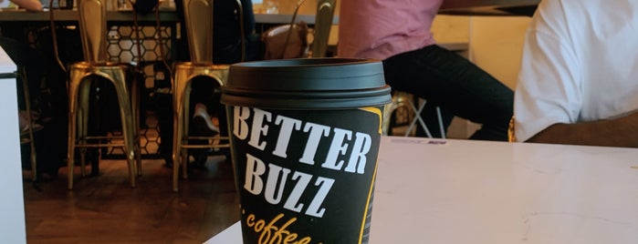 Better Buzz Coffee Hillcrest | Coffee Bar & Roastery is one of Café Style.