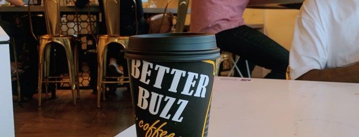 Better Buzz Coffee Hillcrest | Coffee Bar & Roastery is one of สถานที่ที่ Paul ถูกใจ.