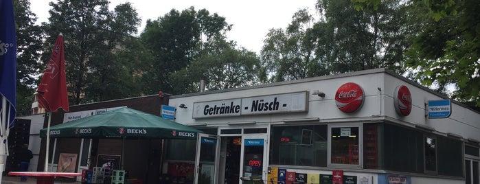 Getränke Nüsch is one of Tempat yang Disukai Nils.