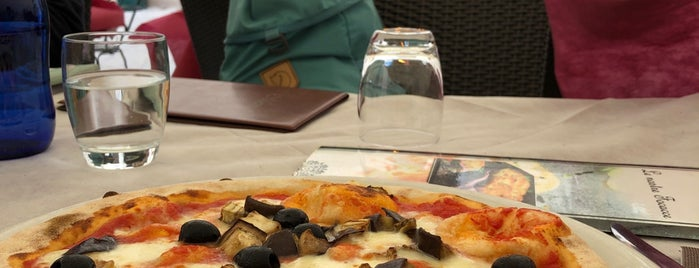 Ristorante Pizzeria Regina Margherita is one of Sardinya-Genova.